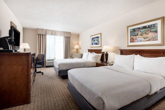 Holiday Inn Johnstown - Gloversville: Guest room