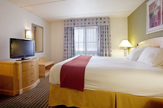 Holiday Inn Express Hotel & Suites Mooresville - Lake Norman : Guest room