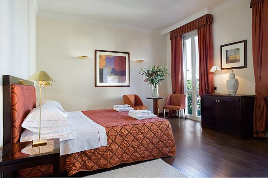 Hotel San Gallo Palace: Guest room