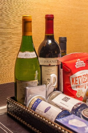 Empire Hotel: Guest room amenity