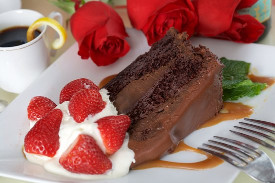 Essex, CT : Feel the Love in our Chocolate Cake