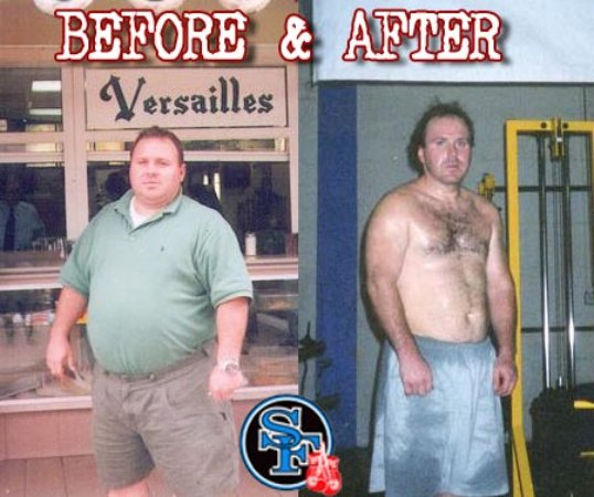 574e7a8422f REAL GYM - REAL PEOPLE - REAL RESULTS - Picture of South Beach ...