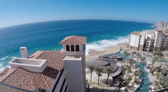 Grand Solmar Land's End Resort & Spa: Last building onthe Pacific side and is known as Lands End.