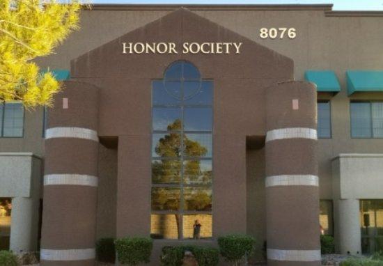 Las Vegas, NV: Honor Society Museum Building