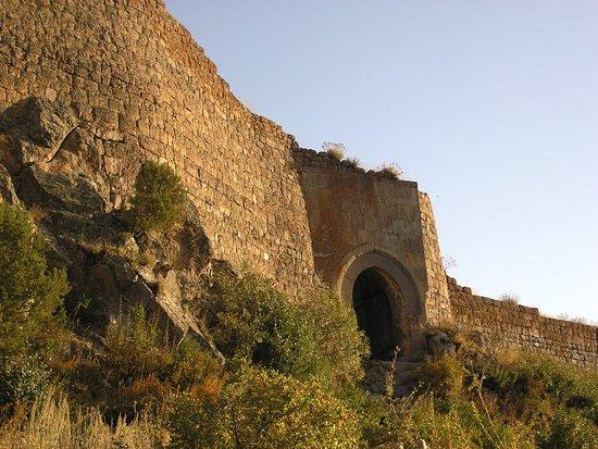 Yeghegis, Armenia: Крепость Смбатаберд, над селом Ехегис