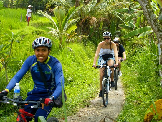 eBikes Bali - Sanur Electric Bicycle Tours