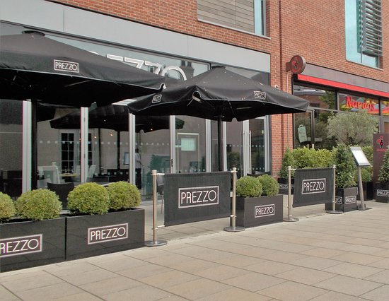 Restaurants Near Hereford