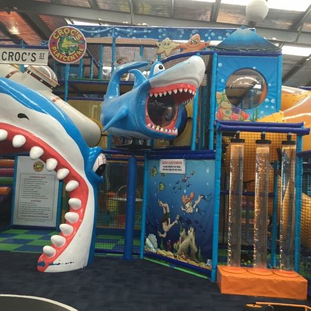 Crocs play Centre