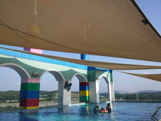 Swimming Pool Picture Of Legoland Malaysia Johor Bahru Tripadvisor