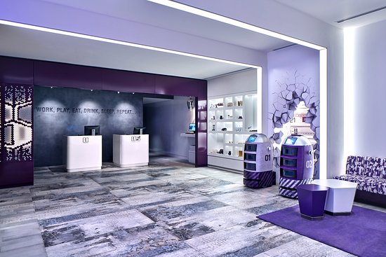 Image result for YOTEL-Singapore