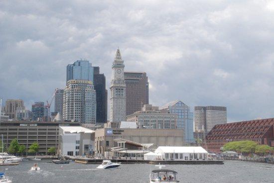 Hyatt Regency Boston: Boston Skyline