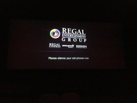 Henrietta Regal Cinema 45
