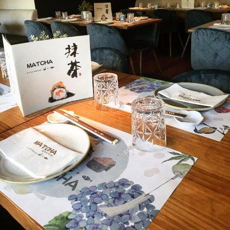 Matcha restaurante japanese restaurant calle infanta - Restaurante tokio madrid ...