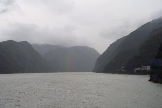 Chongqing, Kina: You can get plenty of photos like this!