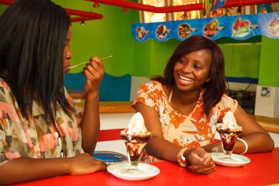 Jive Cafe at Badplaas, A Forever Resort #Sundaes