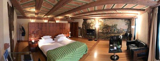 Widder Hotel : Zimmer A15
