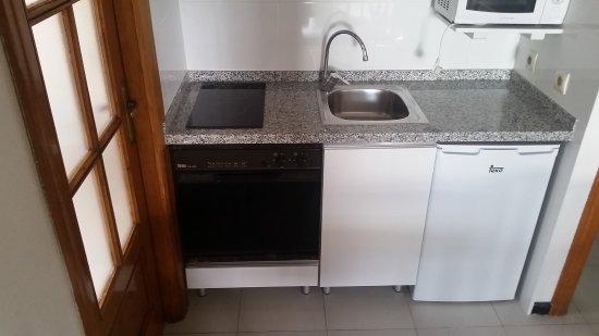 Maria Victoria Apartments: Cocina Apartamentos de 2 dormitorios