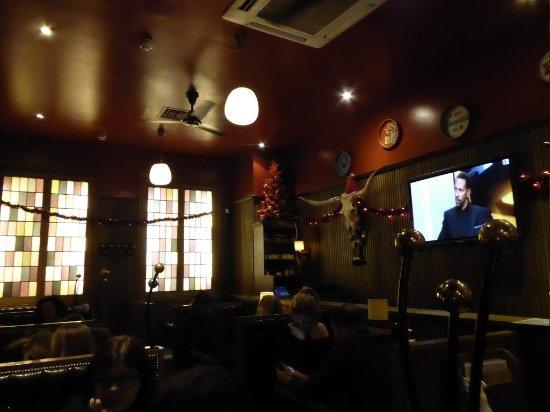 Bodean's BBQ - Tower Hill : interno locale