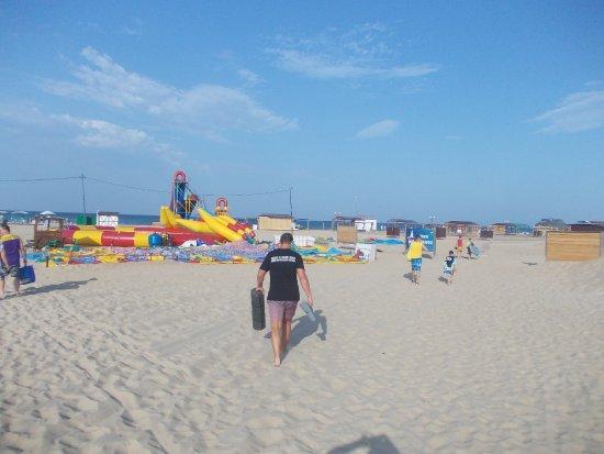 Vityazevo Beach