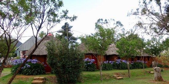 Malealea Lodge: Sympathieke omgeving