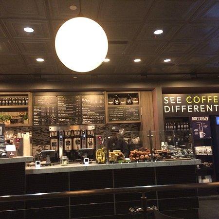 Nice midtown Espresso place