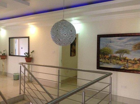Interior - Picture of Planet Lodge, Gaborone - Tripadvisor