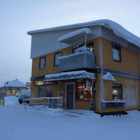 Pajala, Szwecja: Julcappuccino