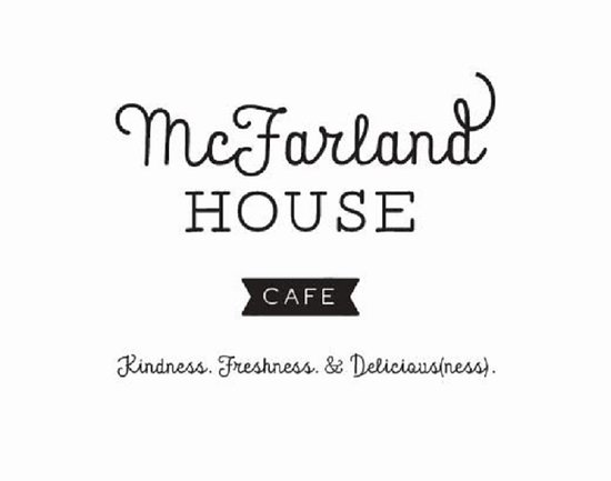 McFarland House Cafe