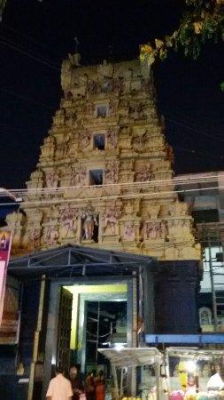 Sri Lakshmi Hayavadhana Perumal Templ