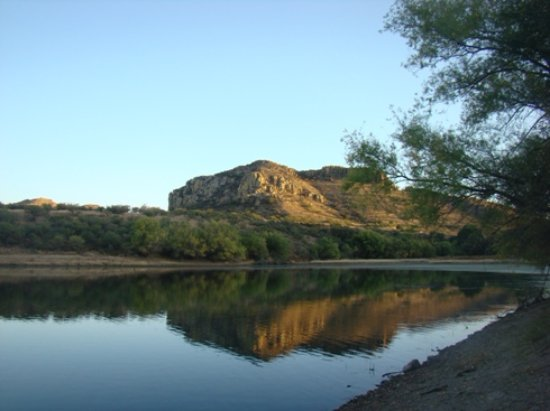 Arizona: Arivaca Lake