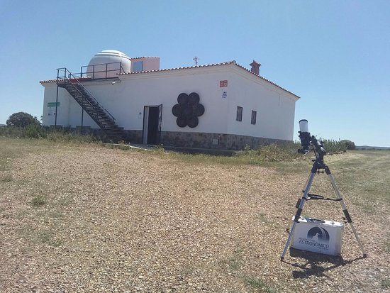 Torrejon el Rubio, Испания: Observatorio Astronómico Monfrague