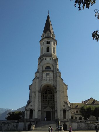 basilique de la visitation annecy all you need to know before you go with photos tripadvisor. Black Bedroom Furniture Sets. Home Design Ideas
