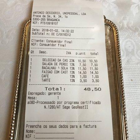 Comida portuguesa con Calidad en un ambiente relajante