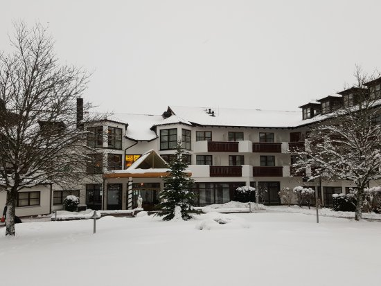Bad Groenenbach, Almanya: winter wonderland ♧