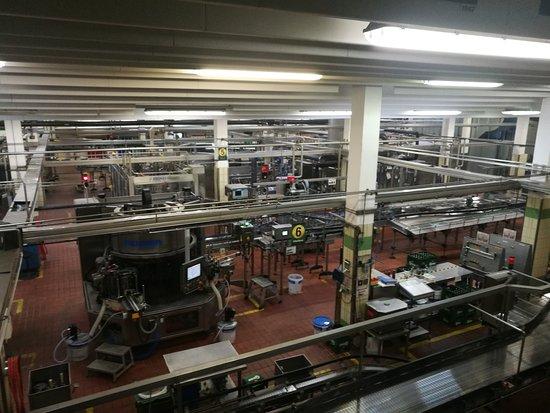 Goesser Braumuseum: Produktion
