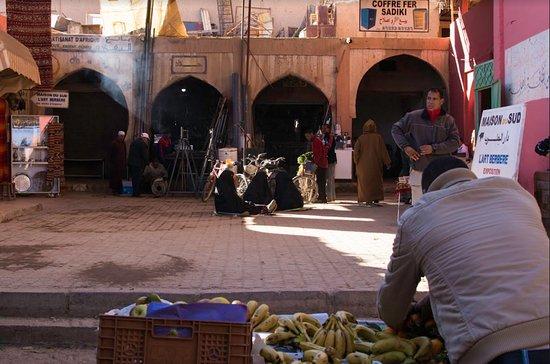 Rissani Market: souk, piccola piazza interna