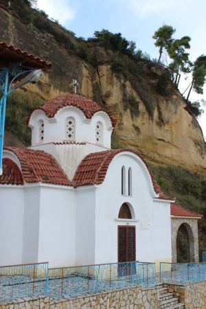 TaxiKatakolo Tours to Ancient Olympia: Kremasti Monastery