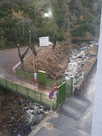 Aixovall, Andorra: Vista desde la habitacion