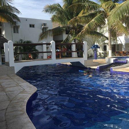 Hawaii, Guatemala : Hotel Playa Plana