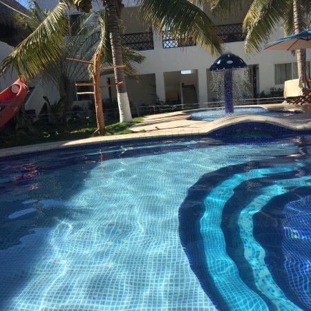 Hawaii, Guatemala: Hotel Playa Plana