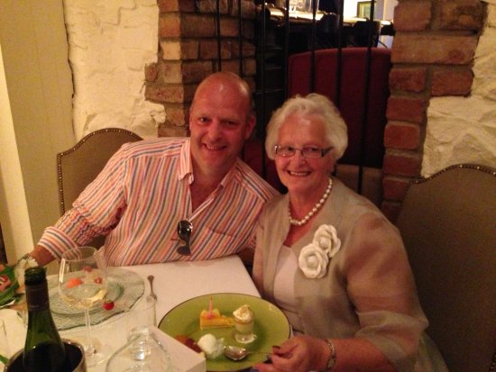 Moira, UK: Your Hosts Roger & Annetta Wilson
