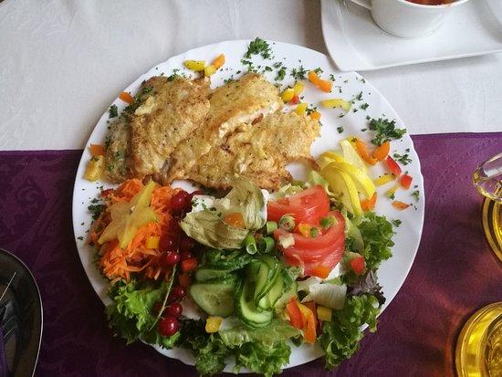 Duhnen, Germany: Fisch