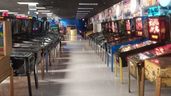 North Miami, Floride : PINBALL FROM 1937 TO 2017