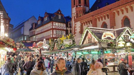 Weihnachtsmarkt Frankfurt Main.2017 Frankfurt Am Main Weihnachtsmarkt изображение Frankfurt