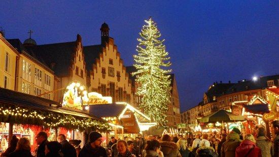 Weihnachtsmarkt Frankfurt Am Main.2017 Frankfurt Am Main Weihnachtsmarkt Bild Von Frankfurter