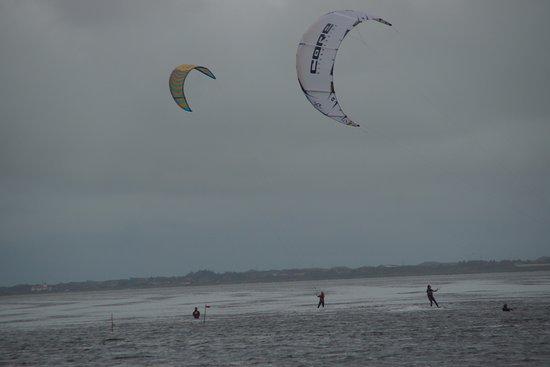 Surf Farm - Kite.Sup.All: Beim Start der ersten Kitemeter...