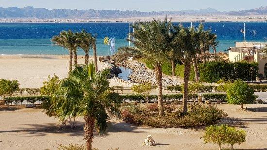 Kempinski Hotel Soma Bay : Blick vom Zimmer