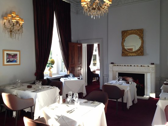 Delicieux The Ickworth Hotel: Fredericks Restaurant