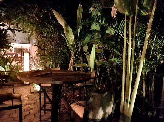 Abacus Restaurant, Garden & Bar: 20180102_203712_large.jpg