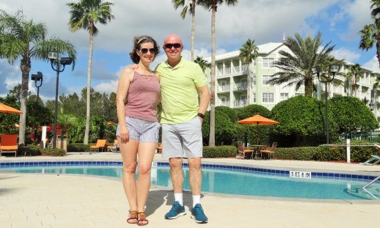 WorldMark Orlando - Kingstown Reef : Quiet by the pool